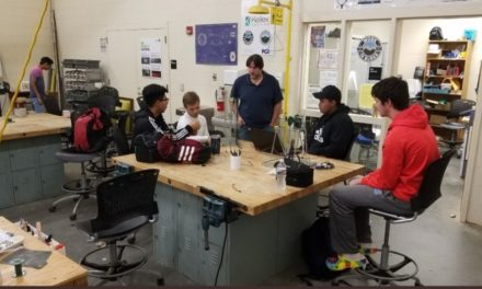 Patton Students' Invention Helps Local Industry