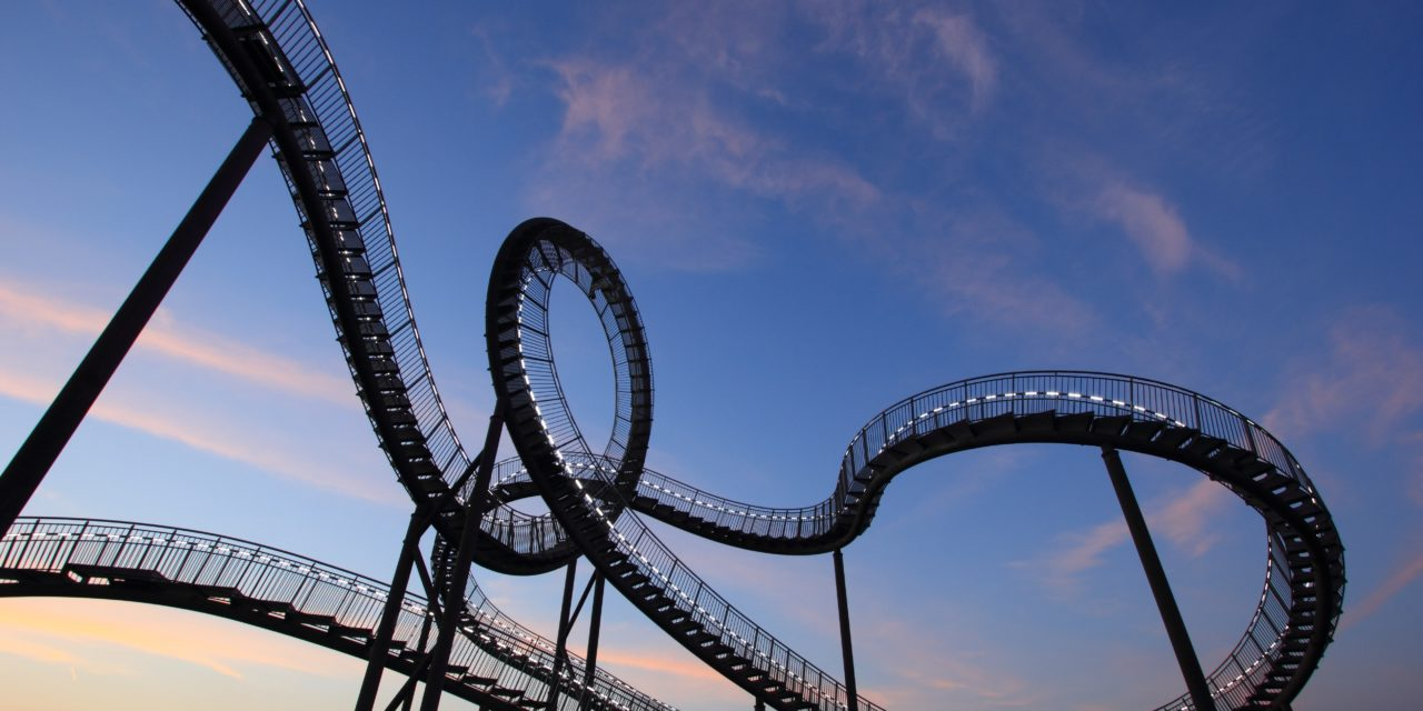 The Roller Coaster Ride of Life! By Dr. Jack Hodges
