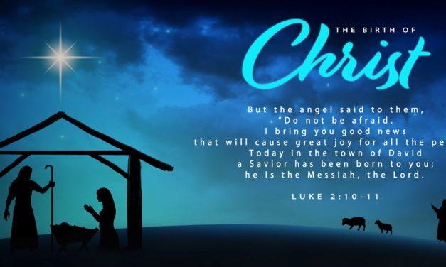 Thankful for Christmas | Dean Honeycutt