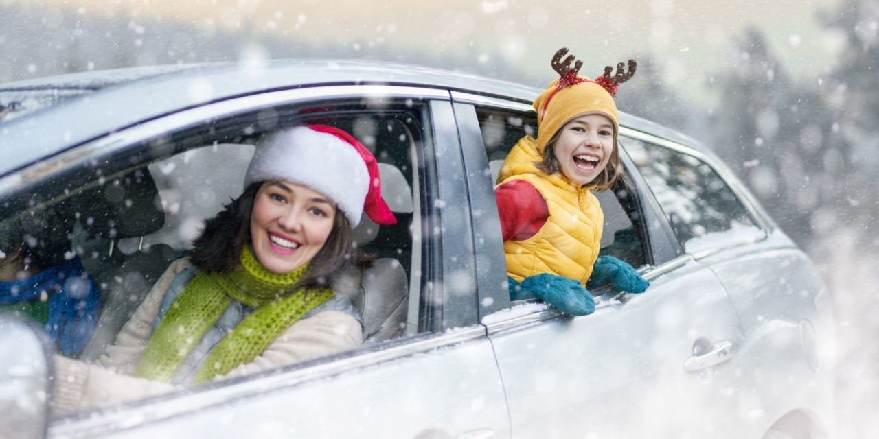 5 Ways to Stay Safe During the Dangerous Holiday Driving Season   State Point Media