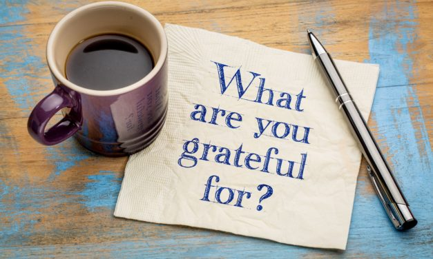Being Grateful is Tough Some Days | Patti Jensen