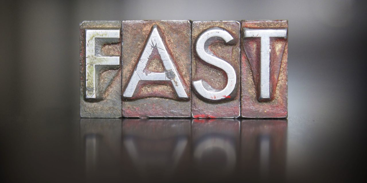 "Habits of the Heart: ""Fasting"" 