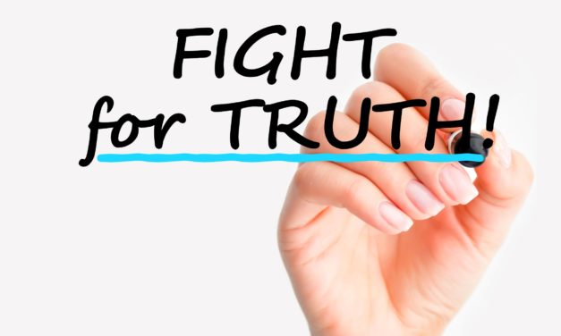 Fighting For Truth | Chris Rathbone
