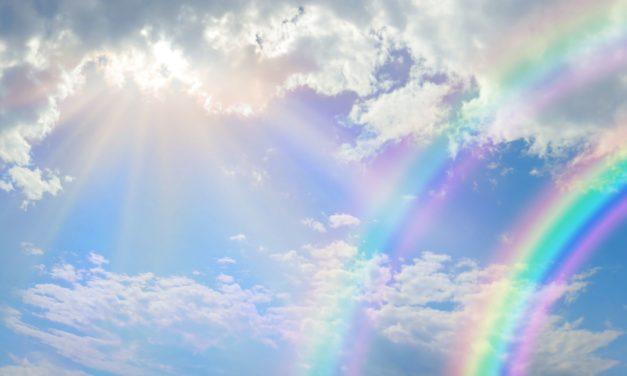 The Rainbow is a Sign | John McCoury