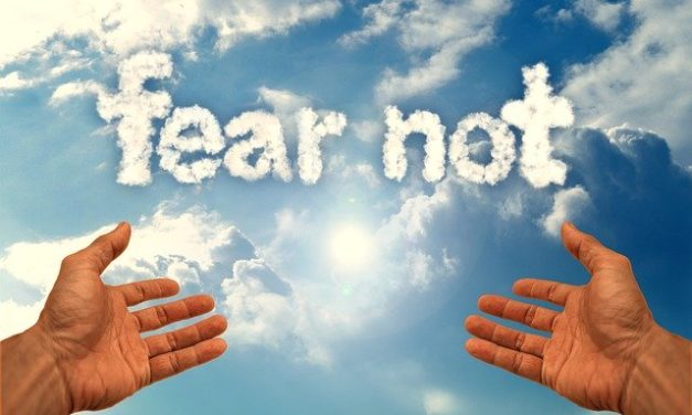 Fear Not! | Chris Rathbone