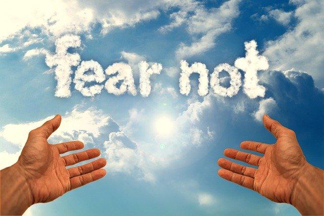 Fear Not! | Chris Rathbone