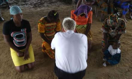 West Africa Missionary Update from Local Reverend | George Patton Jr.