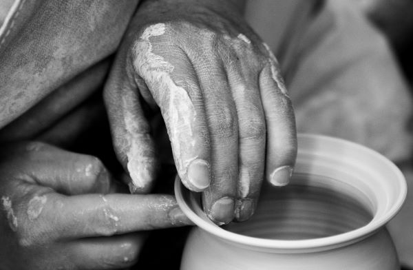 The Potter And The Clay | Glenda Ward