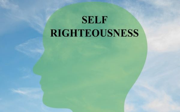 31 Days of Repentance: Day 5 – Forgive me for Being Self-Righteous   Monica Kritz