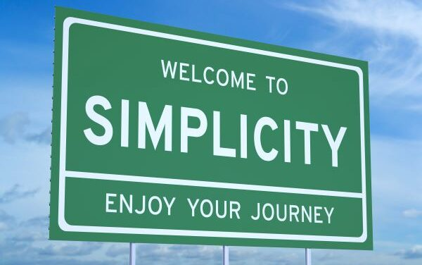 "Habits of the Heart:  ""Simplicity"" 