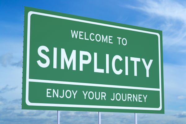 """Habits of the Heart:  """"Simplicity"""" 
