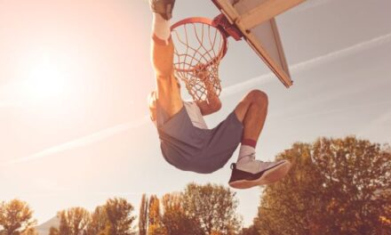 I Used to Dunk a Basketball | Jim Huskins