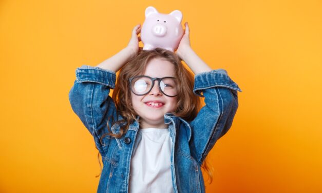 Learning at Home: 5 Tips for Teaching Children Financial Literacy