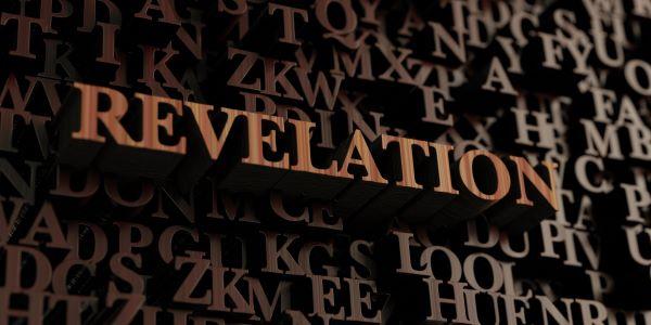 God's Revelation, Where Are You?