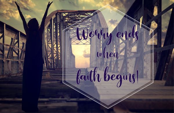 Defeating Worry Through Prayer