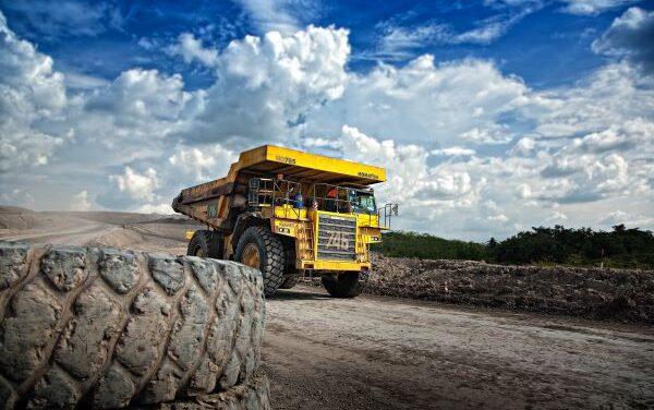 Off-Road Dump Trucks