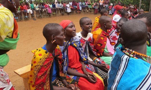 Kenyan Missionaries from NC Feed Thousands