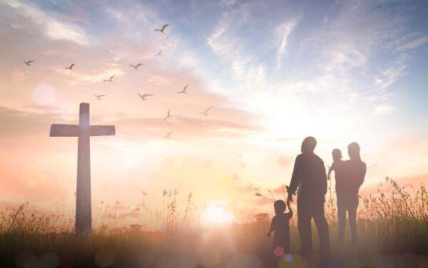 Walking In The Prosperity of God