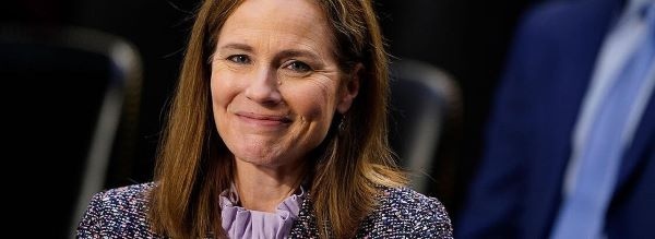 """""""I Should Serve My Country"""": Amy Coney Barrett's Courage"""