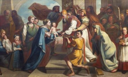 Anna And Simeon, Two Witnesses