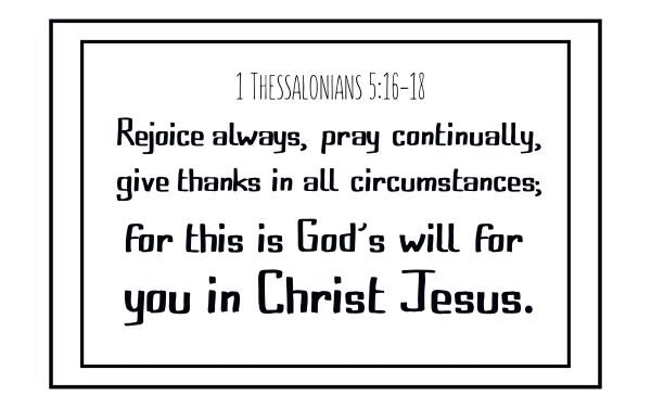 Give Thanks…And Receive