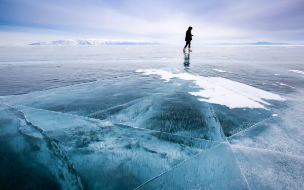 Blue Skies and Thin Ice