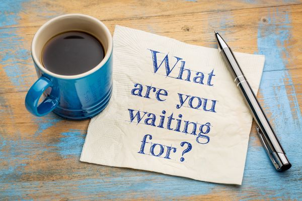 Lord, Why Am I having to Wait? | Russell McKenney