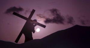 jesus carrying cross jack hodges burke county no longer forsaken