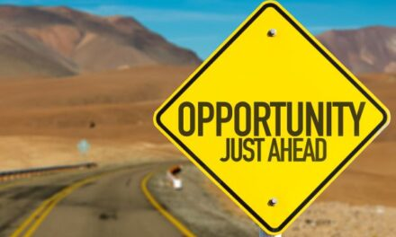 Opportunities Are All Around Us