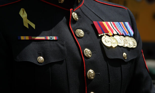 """Christians Are Always """"In Uniform""""!"""