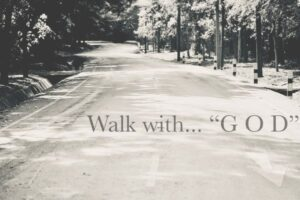 To walk with God John Mccoury Roan Mountain