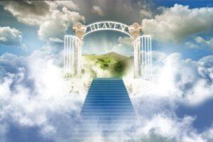 Heaven to die is gain shawn thomas