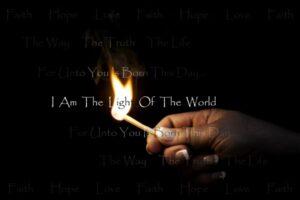 light of the world the spirit of truth glenda ward mcdowell county