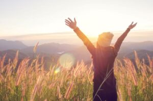 freedom for a Godly mindset Marlene Houk Burke County
