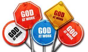 God at work Romans 8:28