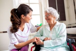 protecting loved ones from nursing homes Steve Gaito McDowell County