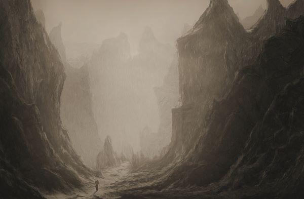 Deep Dark Valleys of Life | Joe Sturz