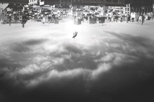 Living in an Upside Down World | Doug Harrell