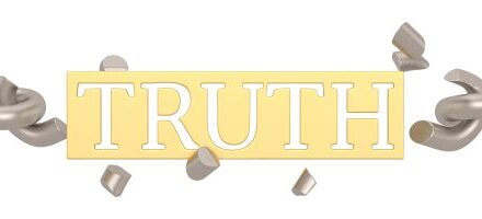 The Truth Shall Make You Free | Jody Griffin