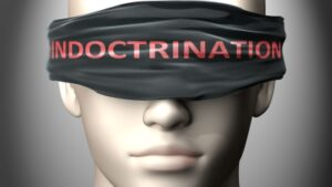 covid and indoctrination