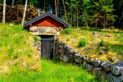 Grandma's Root Cellar | Tim Tron