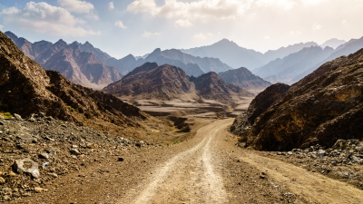 Walking in the Valleys | Dr. Tom Walker