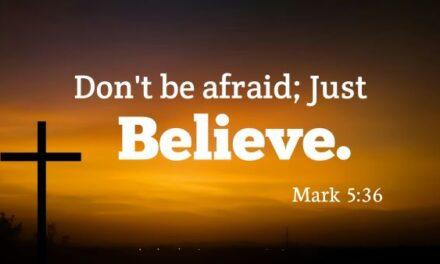 Overcoming a Season of Fear | Phillip Greene